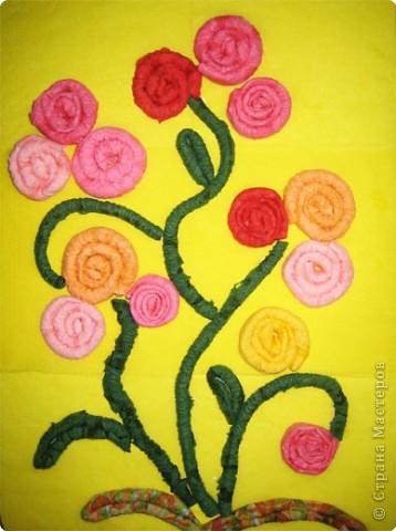 Цветы для украшения зала своими руками