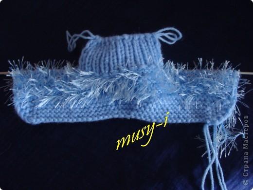 На фото: Вязание Пинеток Спицами Для