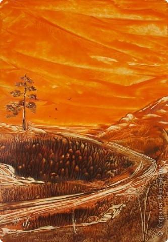 Картина, панно, рисунок Энкаустика: ЭНКАУСТИКА-ВОСКОВАЯ ЖИВОПИСЬ Воск. Фото 50