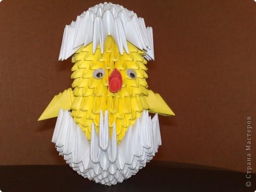 Фото поделки из оригами