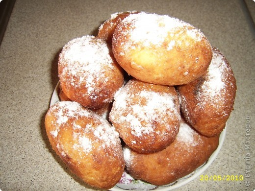 Кулинария: Пирожки из творожного теста за 15 минут