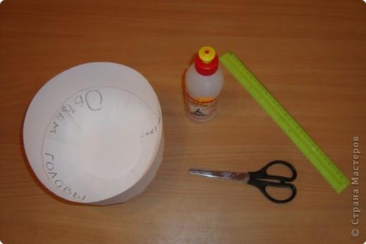 Мастер-класс Моделирование: Шляпы Бумага. Фото 8