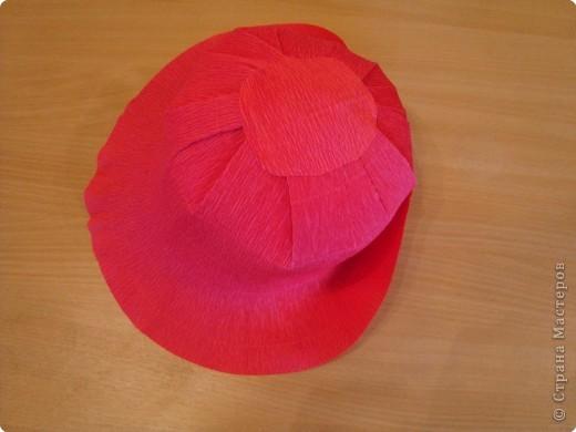 Мастер-класс Моделирование: Шляпы Бумага. Фото 13