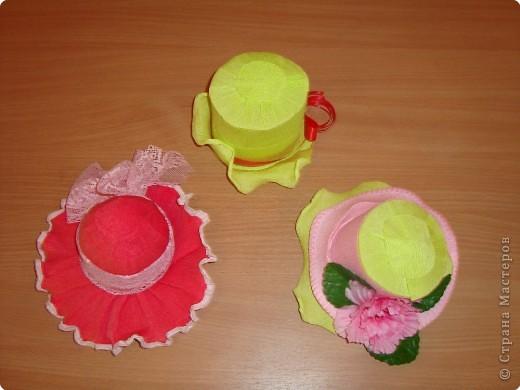 Как сделать шляпу из бумаги для кукол