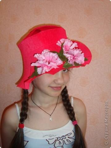 Мастер-класс Моделирование: Шляпы Бумага. Фото 18