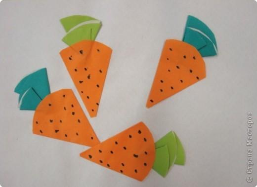 Как сделать морковь к школе