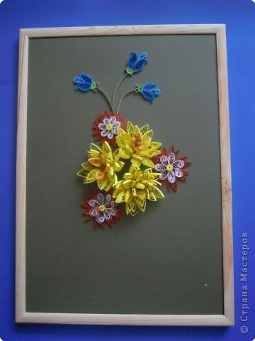 Мастер-класс Квиллинг: очередная радость творчества Бумага День рождения. Фото 3