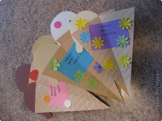 Подарки своими руками на выпускной 4 класс для родителей