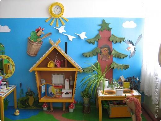 Все для уголка природы в детском саду своими руками