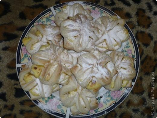 Мастер-класс Рецепт кулинарный: Слоечки с кремом патисьер. Фото 1