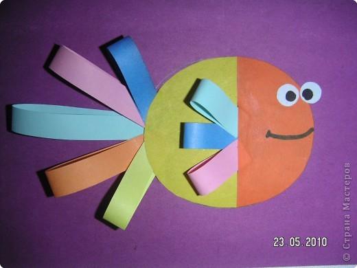 Аппликация из бумаги своими руками для детей 5-6 лет