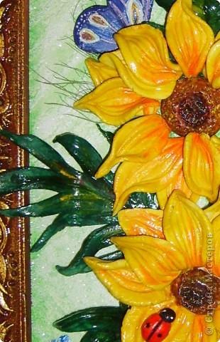 Мастер-класс Лепка: МК.листочек для оформления букета в моих картинах Тесто соленое. Фото 8