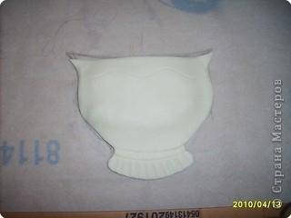 Мастер-класс Лепка: МК-анютины глазки из соленого теста Тесто соленое. Фото 4