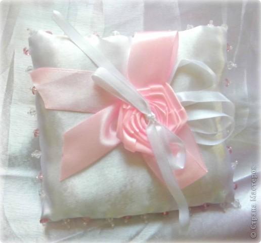 Вишивка крестом свадебние подушки
