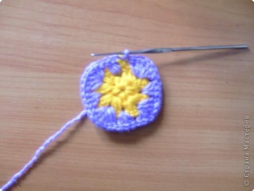 Мастер-класс,  Вязание крючком, : МК тапочки домашние  Нитки . Фото 8