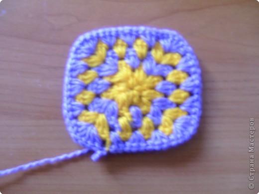 Мастер-класс,  Вязание крючком, : МК тапочки домашние  Нитки . Фото 10