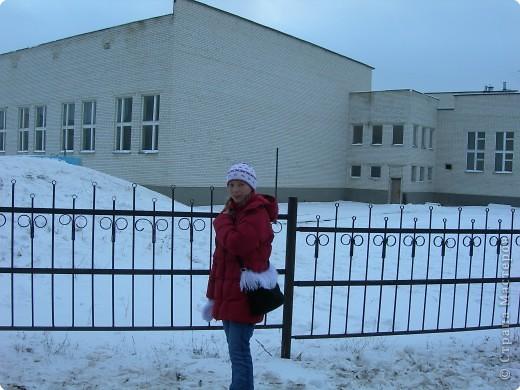 Вязание крючком: Сумка для зимы Пряжа.  Фото 2.