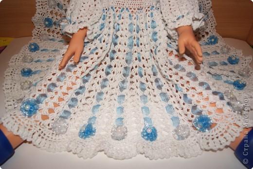 На фото: крестильное платье