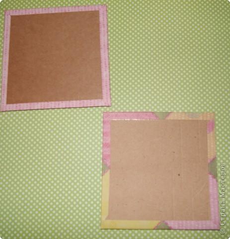 Мастер-класс, Скрапбукинг,  : МК: детский  миниальбом Бумага . Фото 8