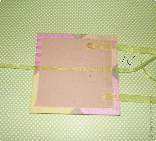 Мастер-класс, Скрапбукинг,  : МК: детский  миниальбом Бумага . Фото 9