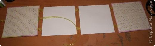 Мастер-класс, Скрапбукинг,  : МК: детский  миниальбом Бумага . Фото 11