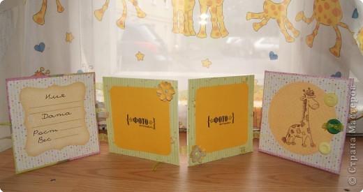 Мастер-класс, Скрапбукинг,  : МК: детский  миниальбом Бумага . Фото 14