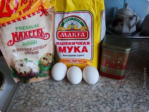 Рецепт кулинарный: Пирог с картошкой и рыбными консервами