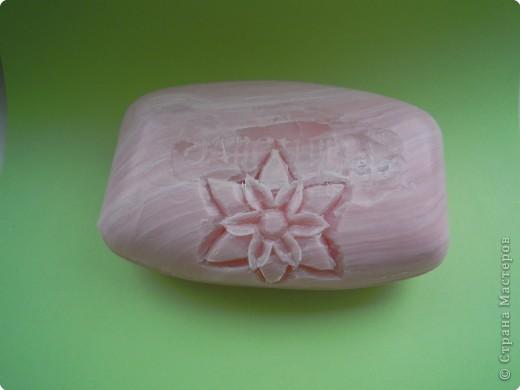Мастер-класс Вырезание: мыльце в подарок Мыло. Фото 2