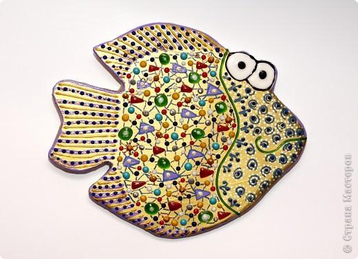 Роспись: рыбки