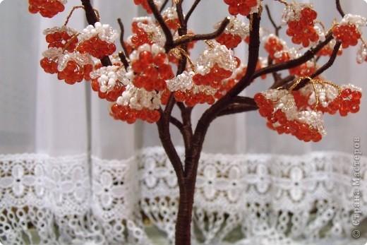 Бисероплетение: деревья из бисера Бисер.