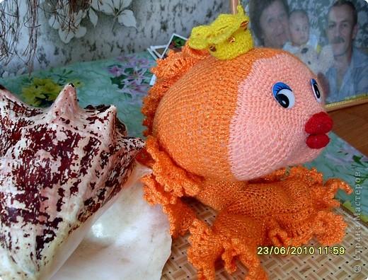Золотая рыбка: предпросмотр