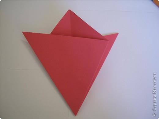 Мастер-класс Оригами: Пионы МК Бумага. Фото 14
