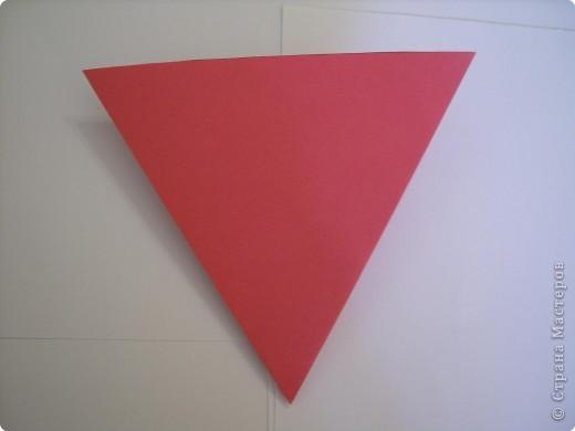 Мастер-класс Оригами: Пионы МК Бумага. Фото 17