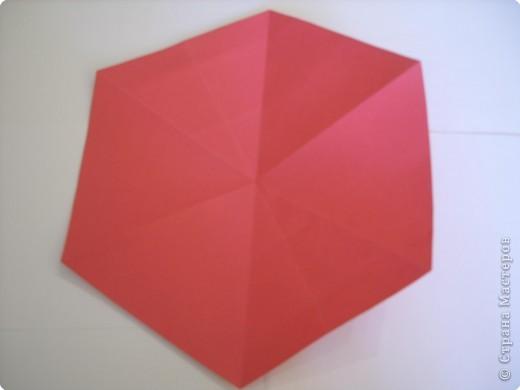 Мастер-класс Оригами: Пионы МК Бумага. Фото 18