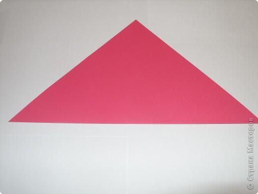 Мастер-класс Оригами: Пионы МК Бумага. Фото 4
