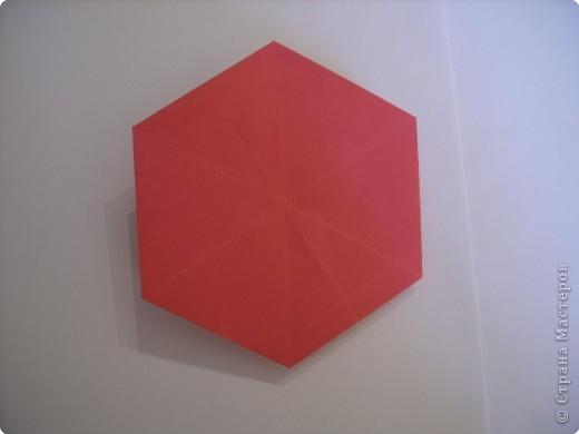Мастер-класс Оригами: Пионы МК Бумага. Фото 35