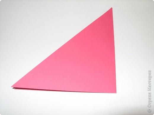 Мастер-класс Оригами: Пионы МК Бумага. Фото 5