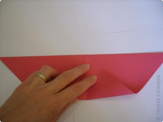 Мастер-класс Оригами: Пионы МК Бумага. Фото 7