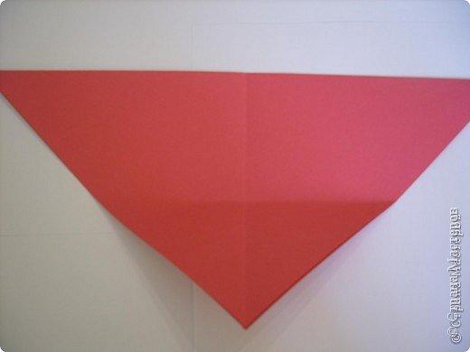 Мастер-класс Оригами: Пионы МК Бумага. Фото 8