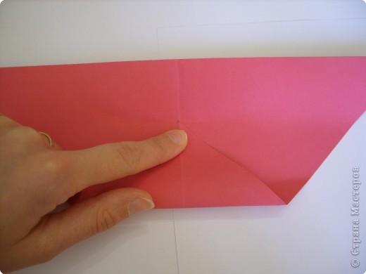 Мастер-класс Оригами: Пионы МК Бумага. Фото 10