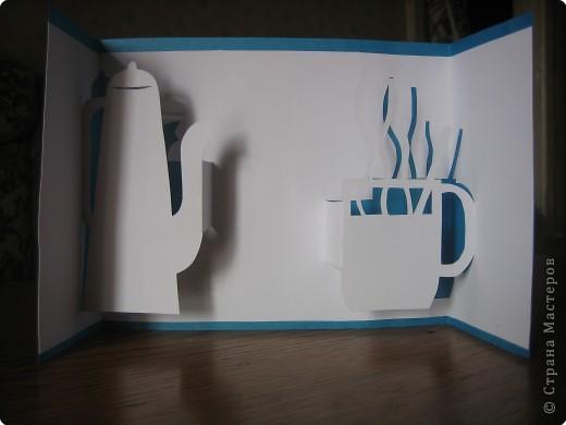Открытка Киригами, pop-up: Открытки в стиле Рор uр и шаблоны Бумага. Фото 12
