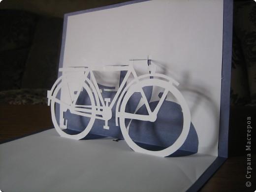 Открытка Киригами, pop-up: Открытки в стиле Рор uр и шаблоны Бумага. Фото 8