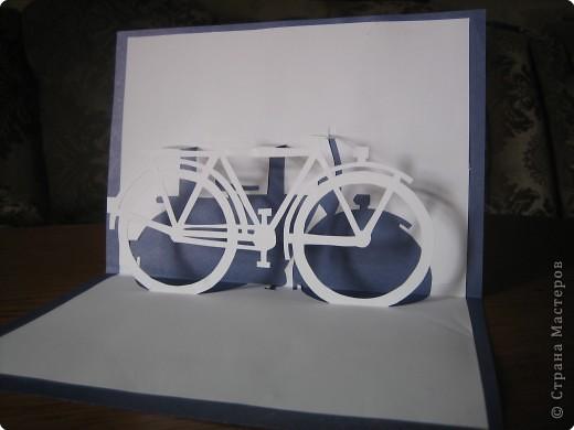 Открытка Киригами, pop-up: Открытки в стиле Рор uр и шаблоны Бумага. Фото 7