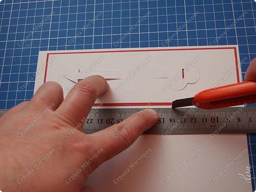 Мастер-класс, Киригами, pop-up, : Работа над ошибками Бумага . Фото 3