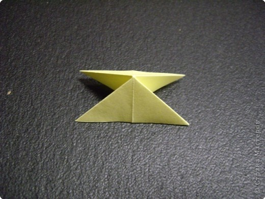 modular origami  definition of modular origami and