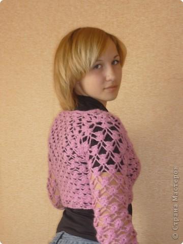 Вязаная одежда для кукол ВКонтакте