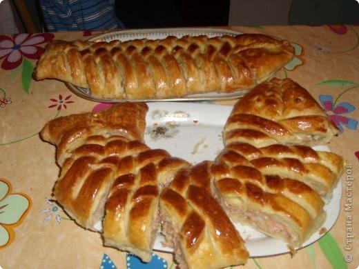 Кулинария Лепка: Ну и рыбка!!! Тесто для выпечки