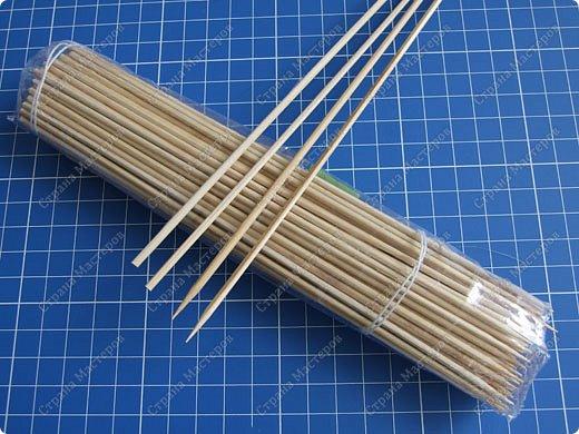 Как сделать шашлычные палочки 5