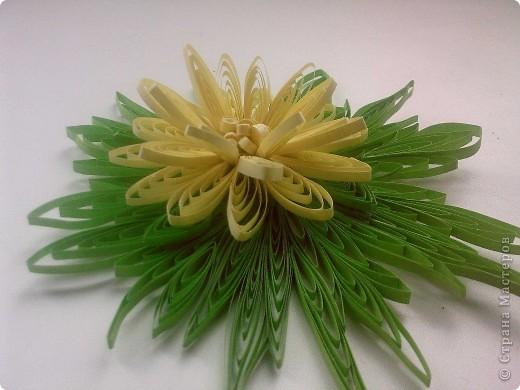 Декор предметов Квиллинг: объёмные цветы Бумага Дебют. Фото 2