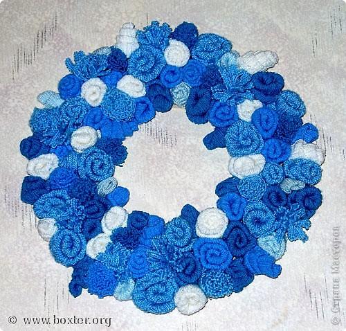 Мастер-класс Шитьё: Цветы из трикотажа Материал бросовый. Фото 1